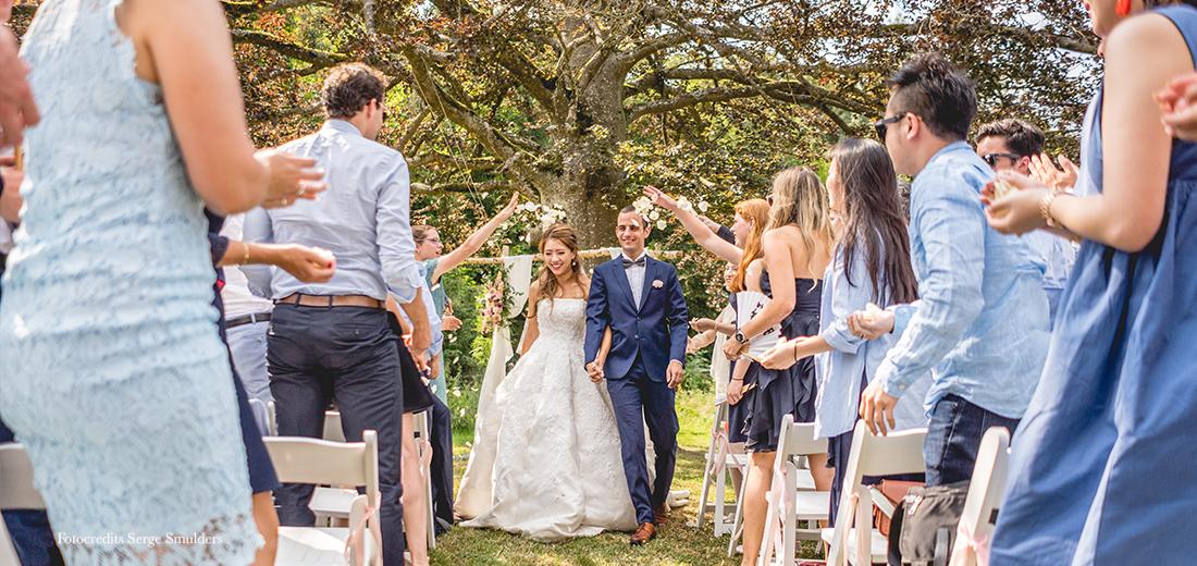 Bruiloft België