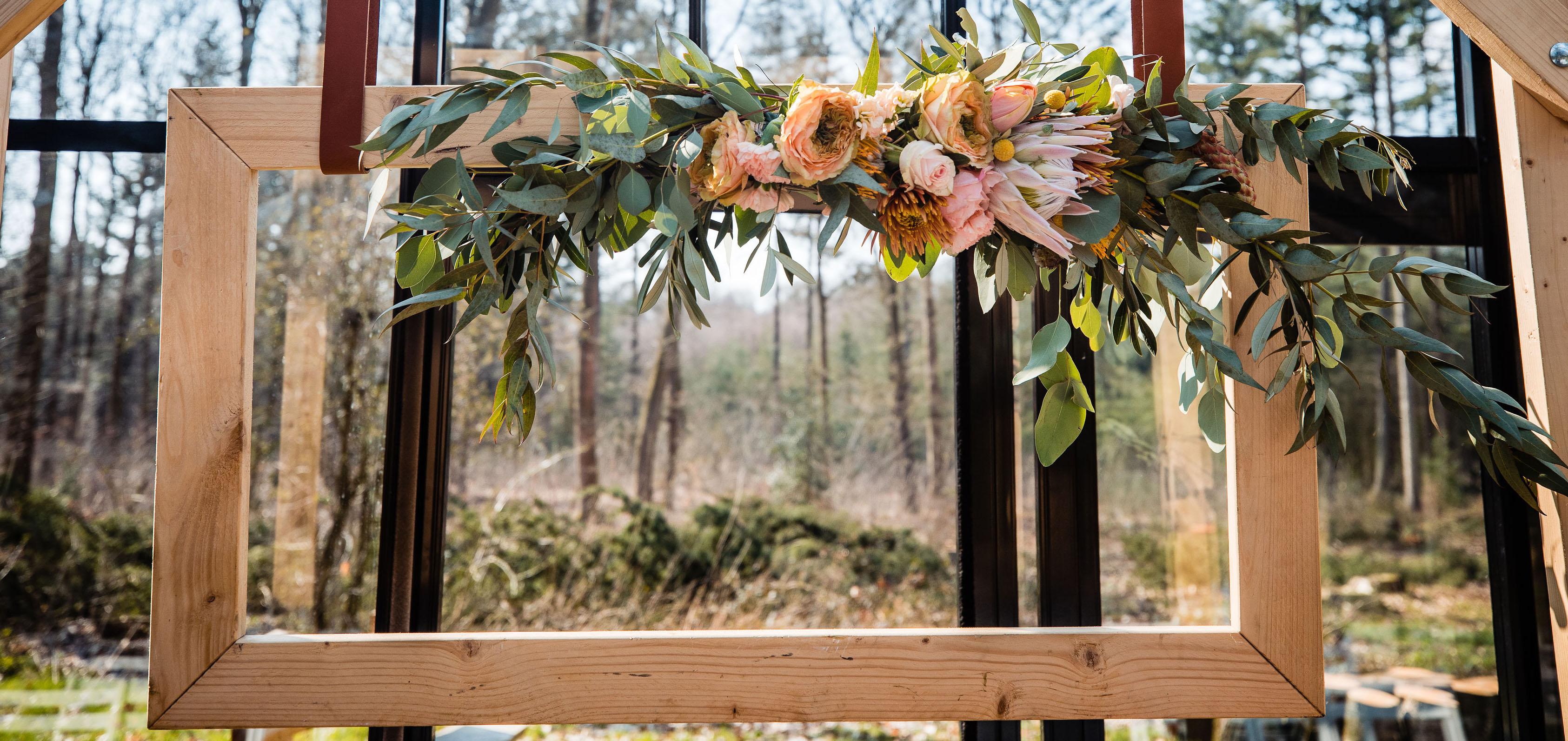 bloemenstyling bruiloft