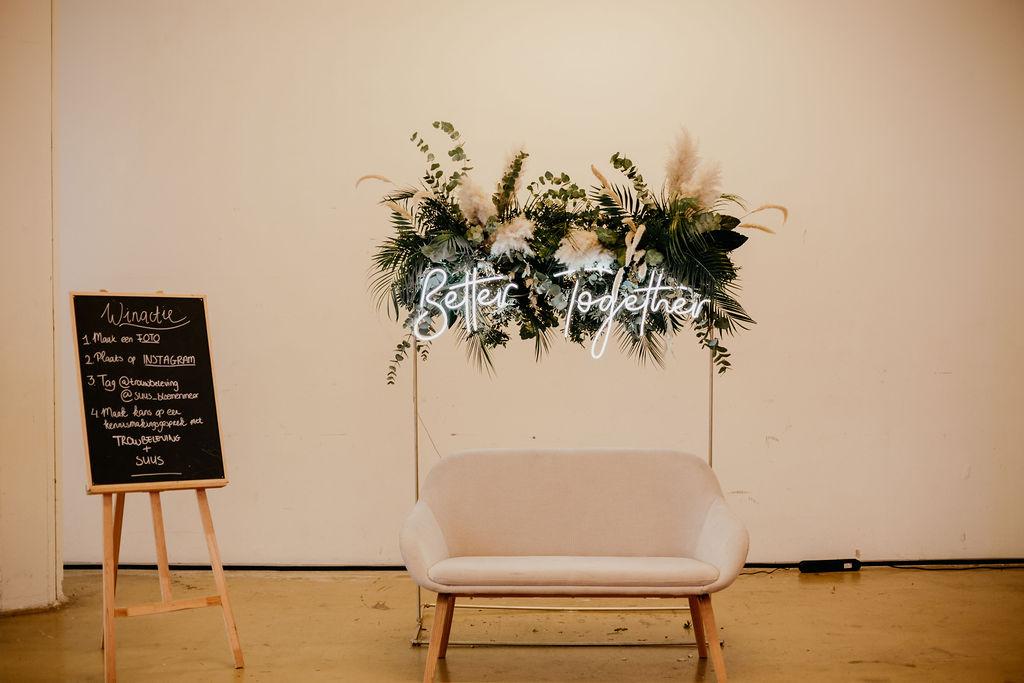 Inspiratie trouwbeurs